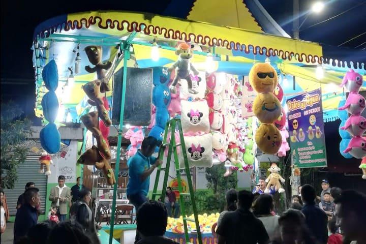 Ferias y fiestas de México – Foto Luis Juárez J.