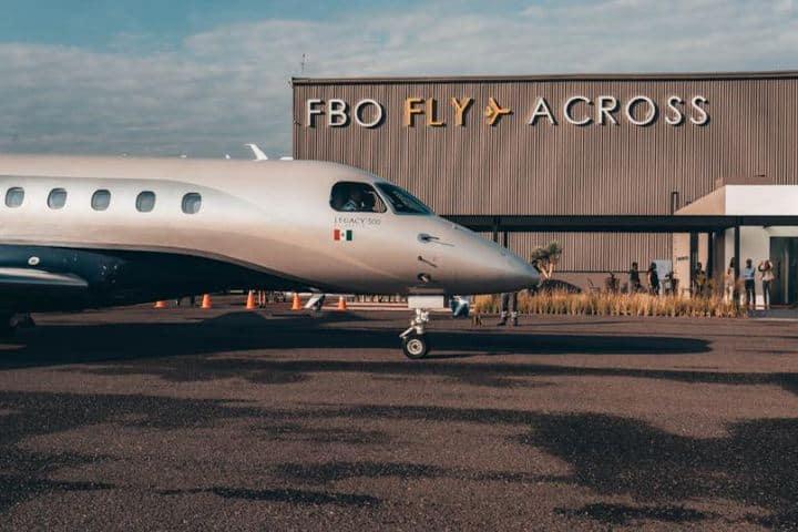 Fly Across. Foto: Fb-Fly Across