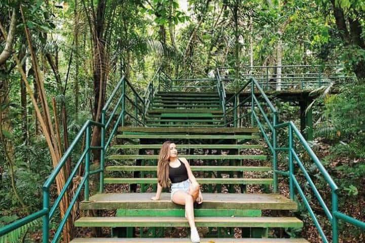 No dejes de visitar el hermoso Bosque de la Ciencia. Foto: karol.lira_