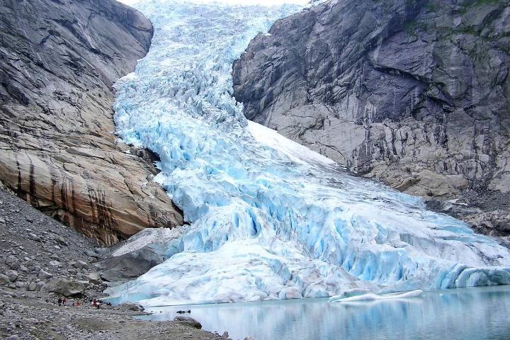 Glaciar más grande de Europa Foto: Viajeros online