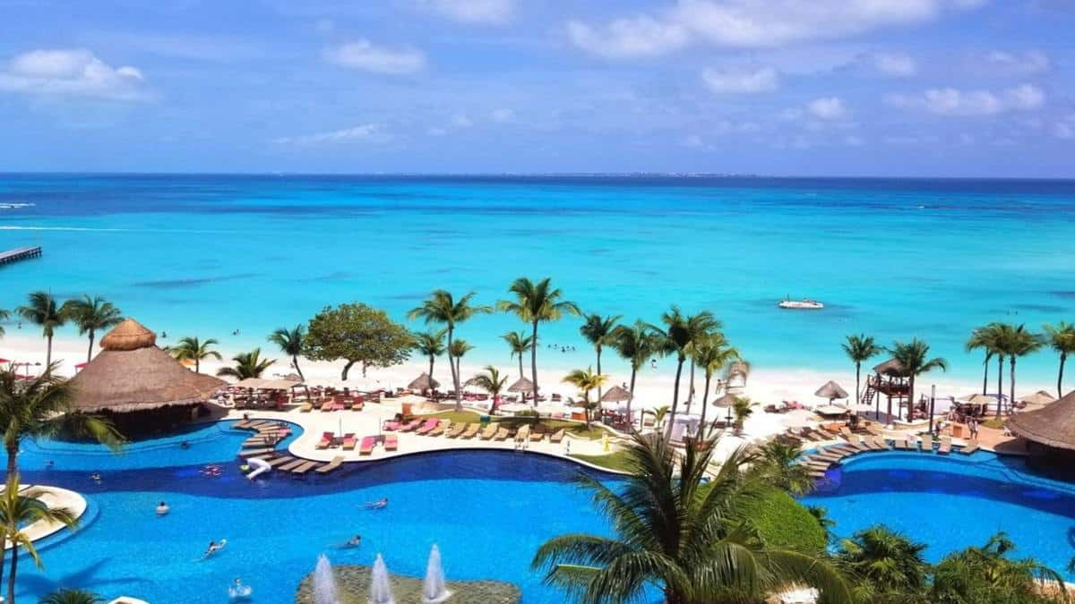 Grand Fiesta Americana Cancún. Foto: Mejores Playas