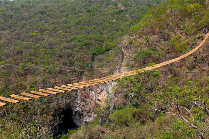 Grutas de Cacahuamilpa. Foto: Parques Acuáticos Morelos
