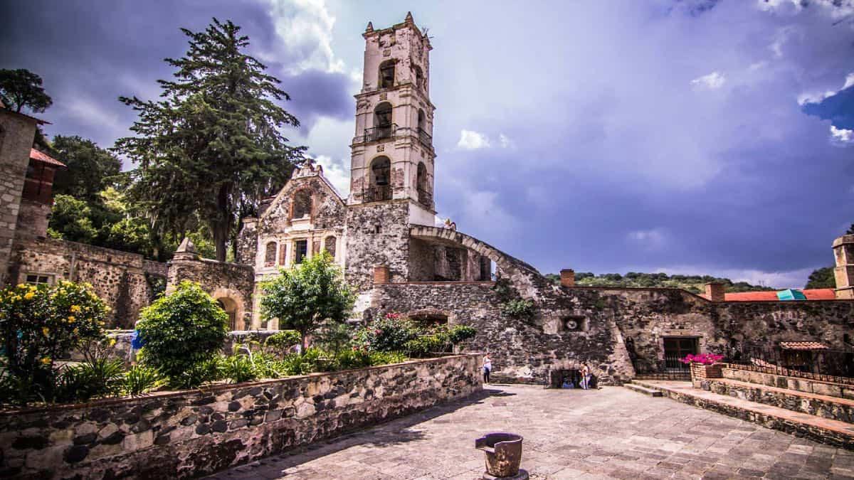 Hacienda Santa María Regla. Foto: Pueblos Mágicos de México