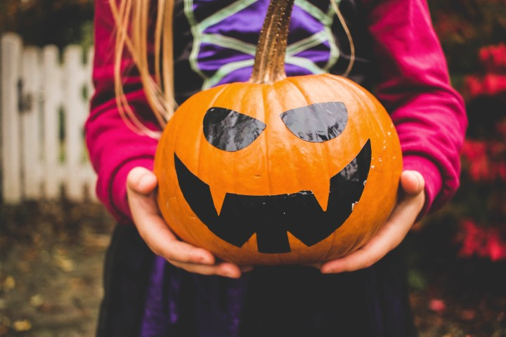 Halloween en Florida. Foto Julia Raasch.