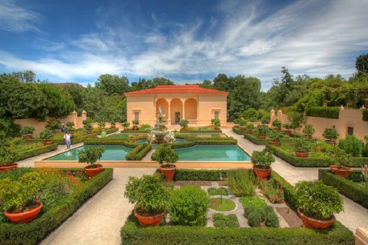 ¿Serás capaz de recorrer todos los jardínes del Hamilton Garden? Foto: New Zealand