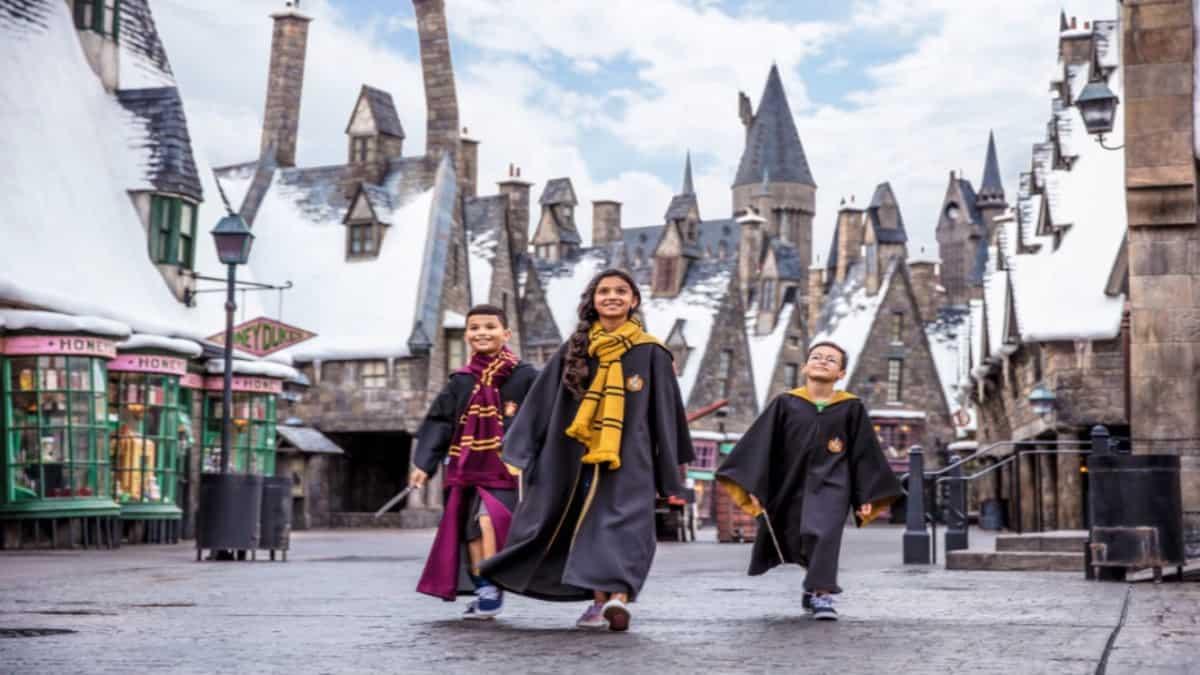 Harry Potter en Universal Orlando. Foto: Universal Orlando Resort