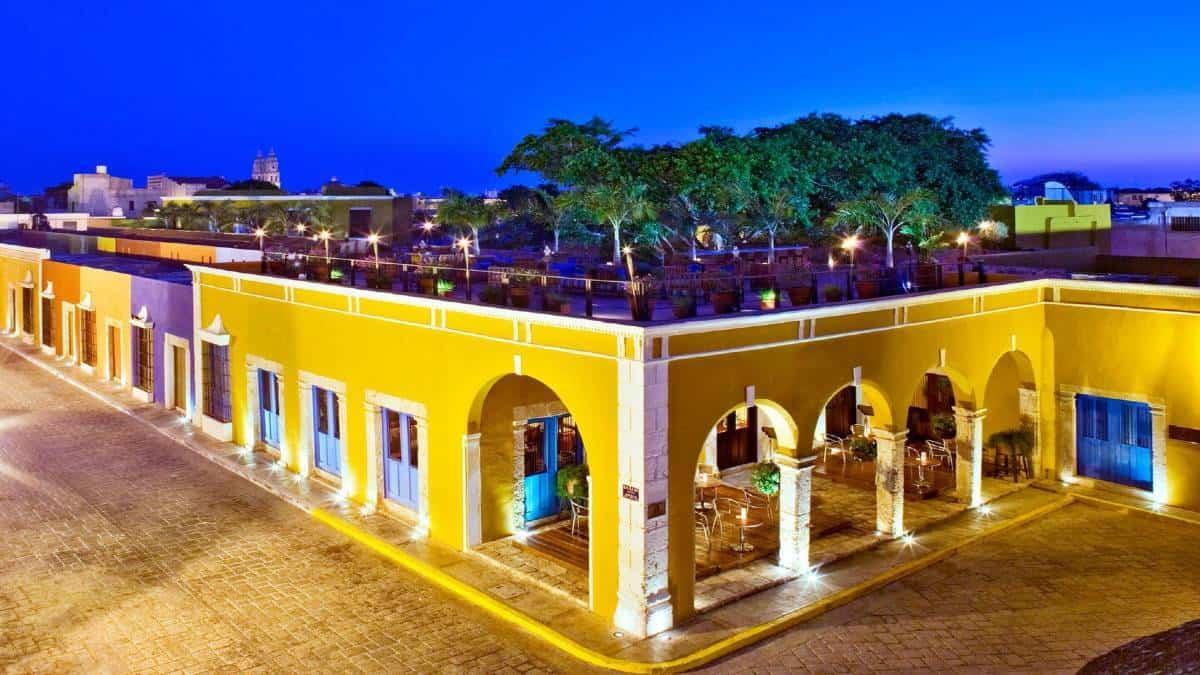 Hotel Hacienda Puerta Campeche. Foto: Marriot