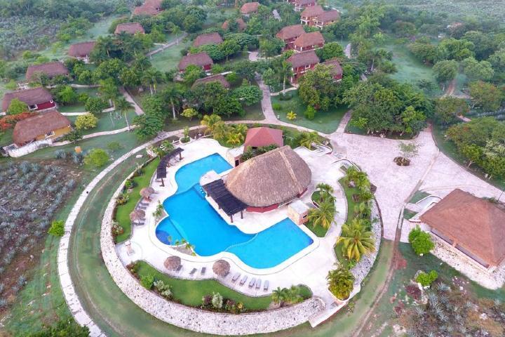 Hotel Hacienda Viva Sotuta de Peon Foto: Booking