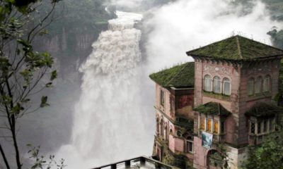 Hotel embrujado El Salto Foto: Telemetro
