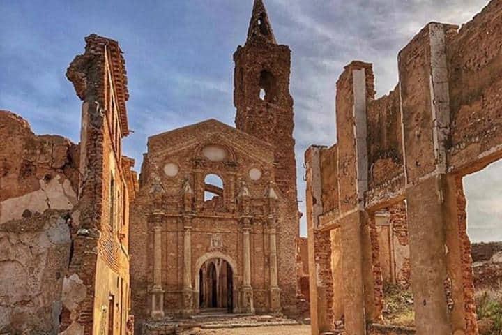 Iglesia de San Martín. Foto: dospolizonesenmimaleta