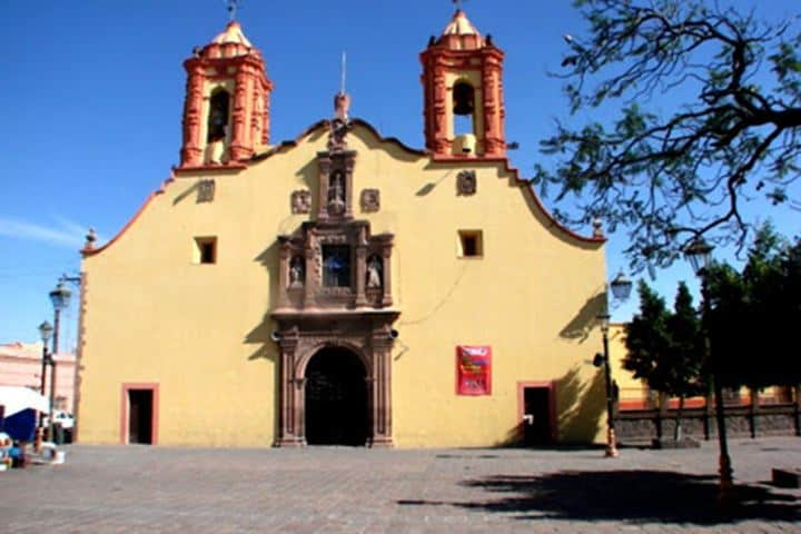 Iglesia de San Miguelito Foto: iglesia potosina