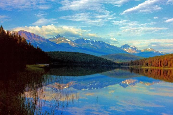 Los paisajes del Parque Nacional Jasper son extraordinarios. Foto: Mario Falcetti