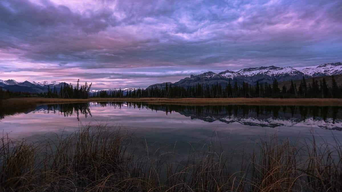Parque Nacional Jasper en Canadá. Foto: bob