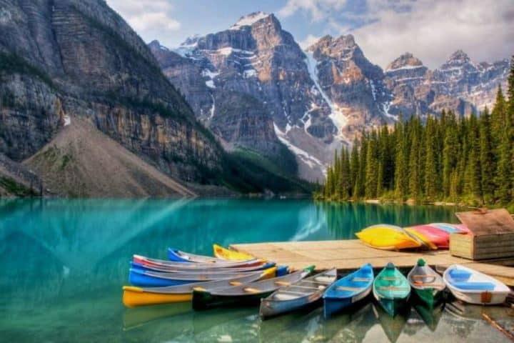 Kayaks Foto: Puzzle Factory