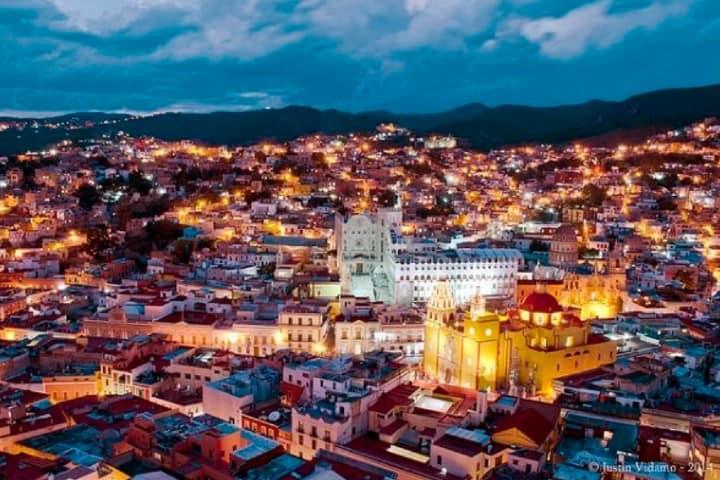 La belleza de Guanajuato Foto: Ciudades de México