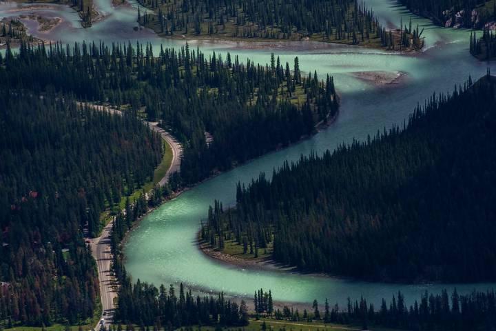 La belleza del Parque Nacional Jasper es inigualable. Foto Julian Rossi