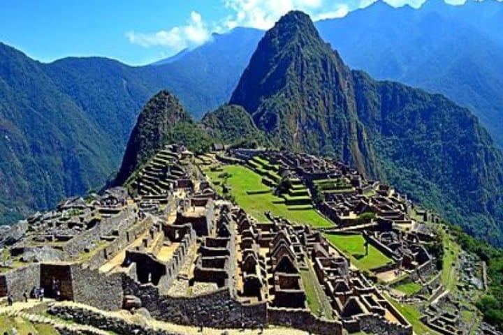 La gran Ciudad de Machu Picchu Foto: El mundo