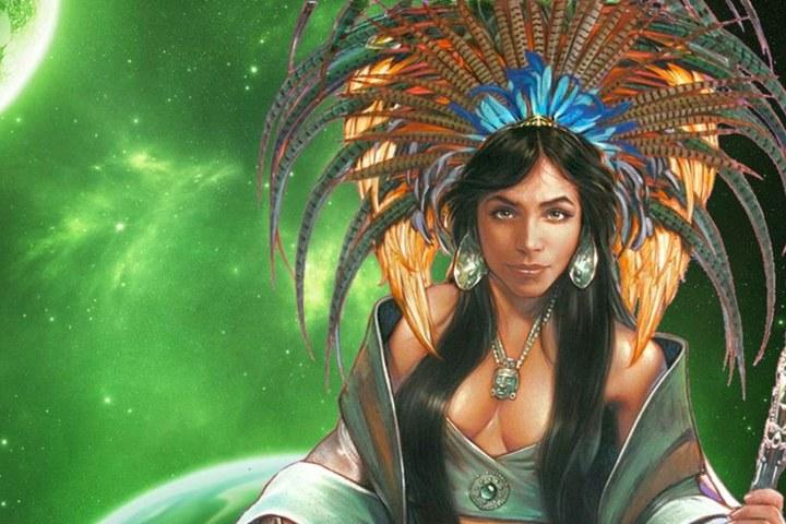 La leyenda Maya del Chechén y el Chacá 1.