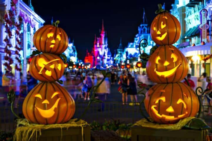Halloween en Walt Disney World Resort ¡La mejor época en el mejor lugar! Foto: Orlando Sentinel