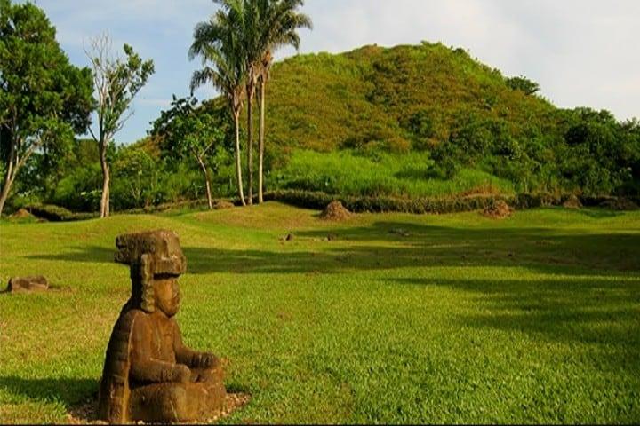 Zona Arqueológica de la Venta Foto: Zona Turística