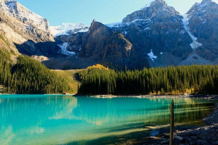 Lago Moraine Foto: Ale viajando