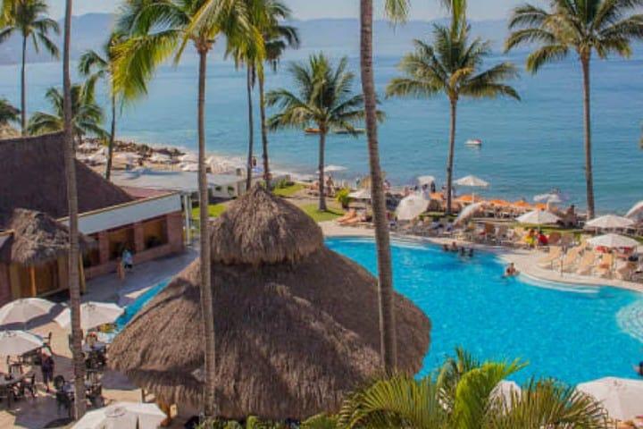 Las bellas playas de Puerto Vallarta Foto: Trivago