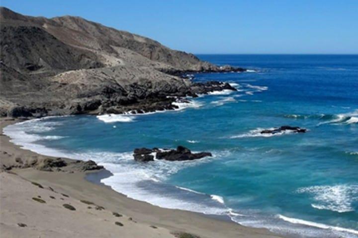 Las bellas playas de esta hermosa Bahía Foto: cdn.bajabound