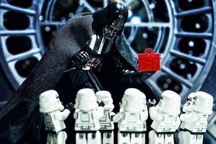 Lego Star Wars. Foto: lego_hub