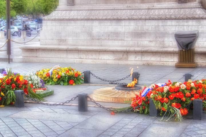 Llama del Soldado Desconocido. Foto: Pablo Arias LópezSe