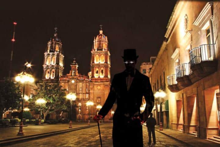 Luis El Gallo Maldonado, Leyenda de San Luis Potosí Foto: Revista zócalo