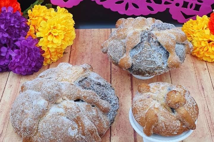 Luvier ofrece sus panes de diferentes tamaños para todos los gustos. Foto: Pastelería Louvier