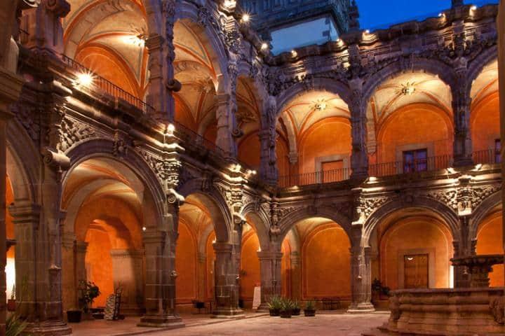 El Museo de Arte de Querétaro te está esperando. Foto: Ciudad y Poder