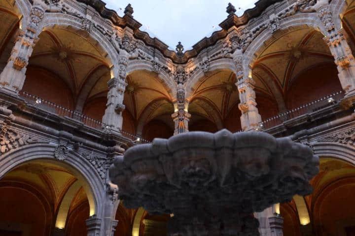 El museo tiene una arquitectura impresionante. Foto: Diario de Querétaro