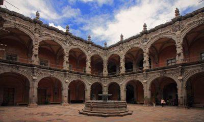 Museo de Arte de Querétaro. Foto: Alberto Quiñones