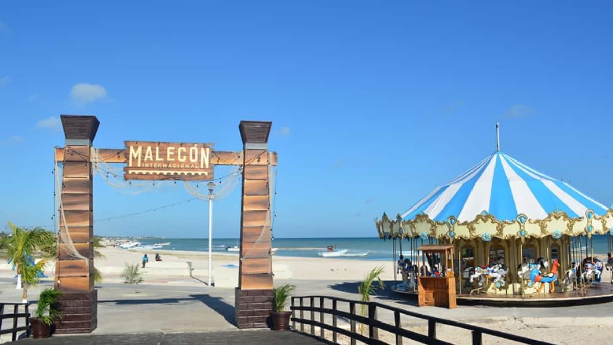 Malecón de Yucatán Foto_ Archivo