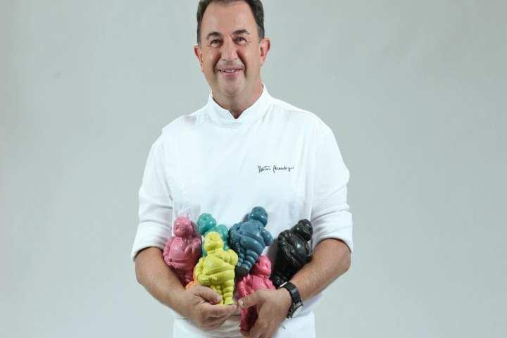 Chef Martin Berasategui cancun