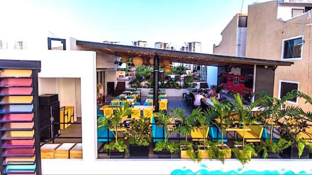 Mayan Monkey Hotel & Hostel Portada Foto_ Zona Turística