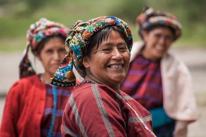 Etnia Maya Foto: Webnode