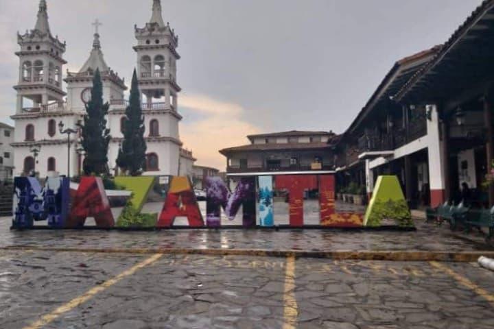 Mazamitla, Pueblo Mágico. Foto: Andrea Aguirre