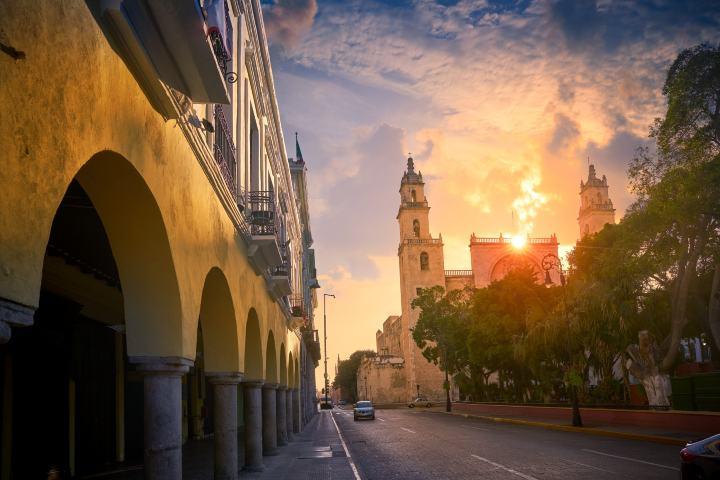 Conociendo Mérida en mi viaje a la Península Yucateca Foto: Obras expansion