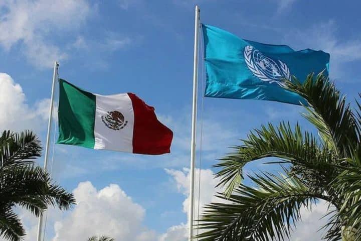 México y ONU Foto: Foro Juridico