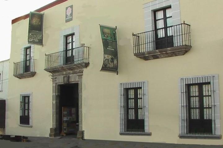 Museo Casa de la Zacatecana en Querétaro. Foto Pinterest.