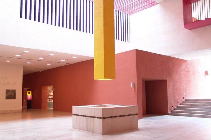 Museo de Arte Contemporáneo de Monterrey Foto: Pinterest