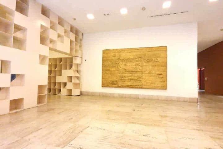 Museo de Arte Contemporáneo de Monterrey Foto: El Porvenir