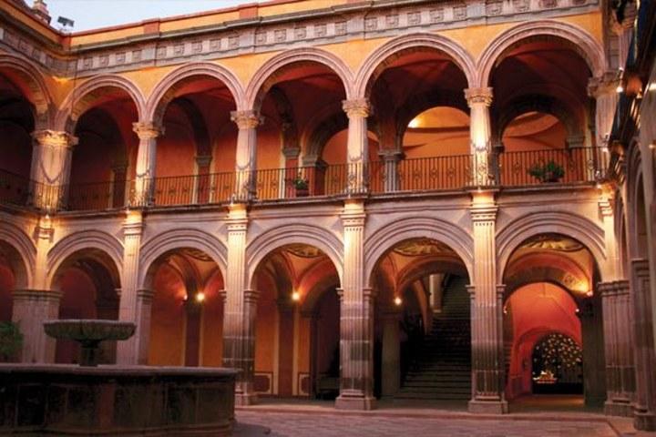Museo de arte en Querétaro. Foto Pinterest