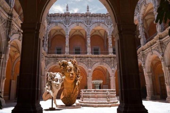 Museo de arte en Querétaro. Foto Visit México