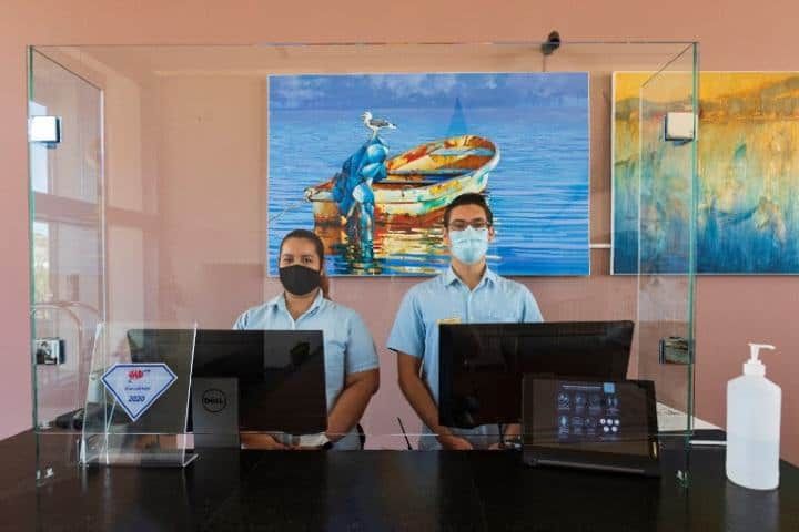 Nueva modalidad de Check in, La Paz ha reforzado sus medidas sanitarias Foto: Archivo