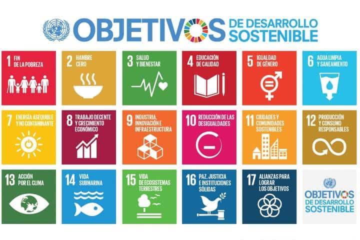 Objetivos de Desarrollo Sostenible Foto: Ajuntament Barcelona