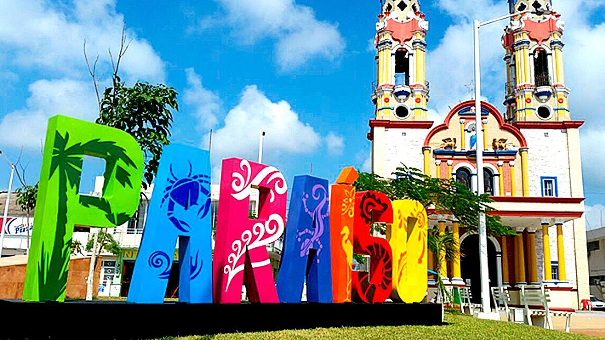 Paraiso. Foto Paraiso Tabasco