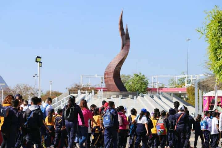 Parque Guanajuato Bicentenario. Foto: PGB